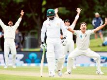 Wagner, Boult leave Pakistan in tatters