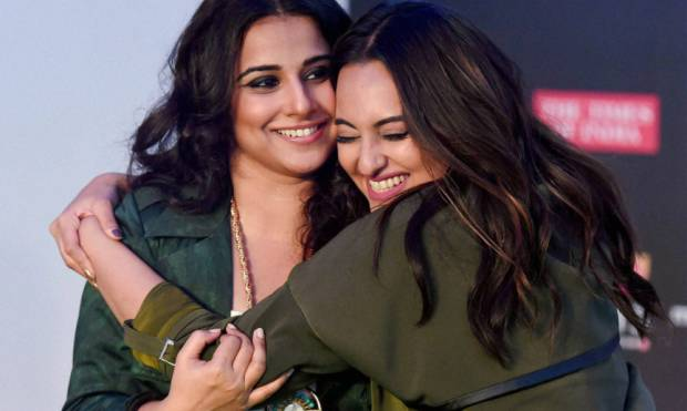 Sonakshi and Sonam in celebwatch