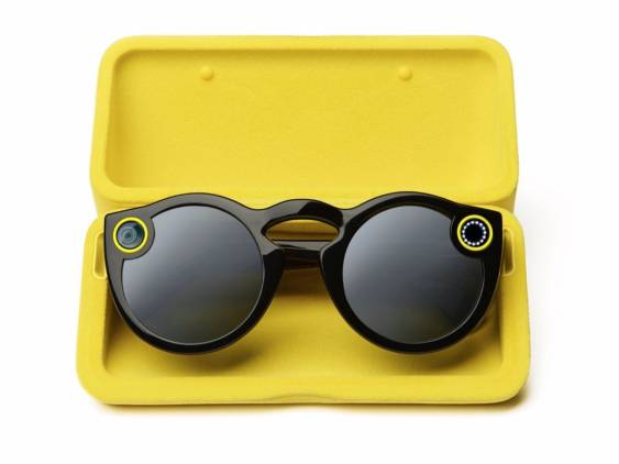 What are Snapchat's Spectacles?