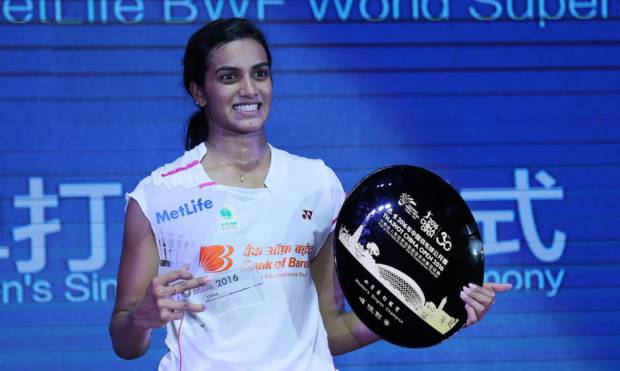 In pictures: P.V. Sindhu wins China Open