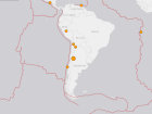 Strong quake hits Argentina, Chile