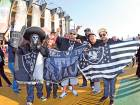 Sombreros, skulls out as NFL returns to Mexico