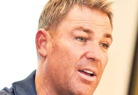 Warne cleared of actress assault allegation