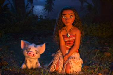 Moana review: Slightly over-done, a good musical