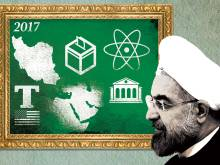 Rouhani faces real challenge in 2017 election