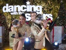 Laurie Hernandez wins 'Dancing with the Stars'