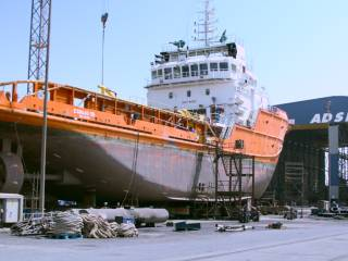 Abu Dhabi Ship Building enjoys growing success