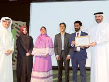 Innovations from Waste contest winners honoured