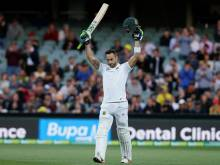 South Africa in charge after du Plessis ton