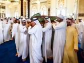 Dubai Police chief Al Mazeina laid to rest