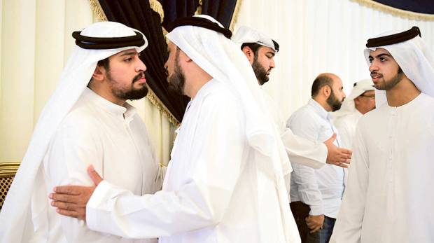 Dubai Police chief was an inspiration to family and ...