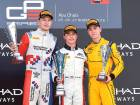 Leclerc laps up GP3 success despite crash