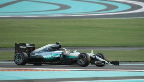 Highlights: Abu Dhabi GP qualifying session