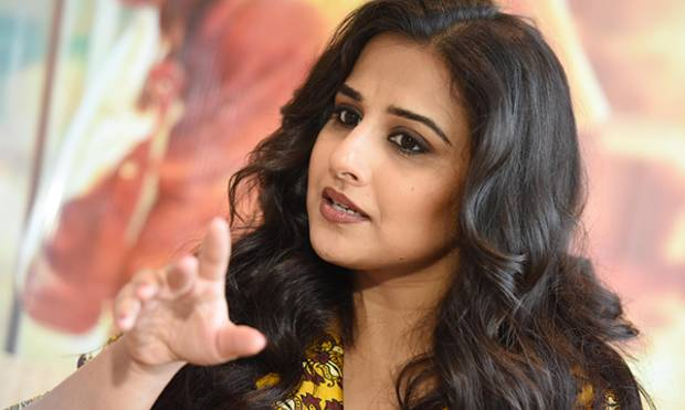 Video: Vidya Balan on being real