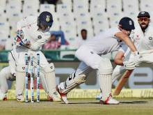 Jadeja misses ton but India in charge at Mohali