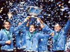 Ice-cool Del Potro scripts history for Argentina