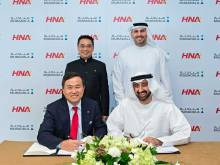 Mubadala, HNA Group to partner on investment
