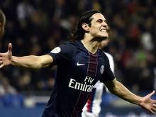 Cavani revels in post-Ibrahimovic era for PSG