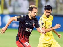 Al Wasl coach proud of Al Ahli draw