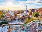 Barcelona is crowd-free, warm and arty during winters