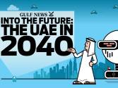 Video: A glimpse of the UAE in 2040