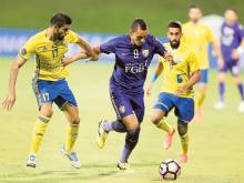 Al Ain rally to win on return to AGL duty