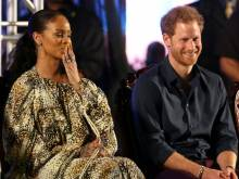 Prince Harry joins Rihanna in Barbados
