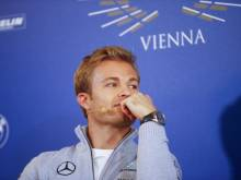 Shock as Rosberg quits Formula One