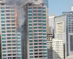 Sharjah fire: Tenants move into Tower A