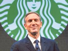 New Starbucks CEO brings tech savvy