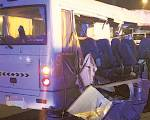 Five killed in Dubai bus-truck crash