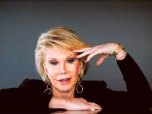 Joan Rivers biography revisits milestones
