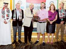 Campbell crowned overall champion