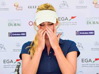 'I got death threats after Dubai debut'
