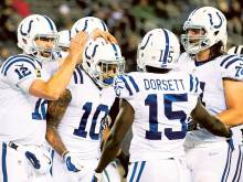 Colts have all the Luck as they demolish Jets