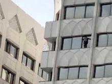 Suicidal girl rescued from Abu Dhabi building