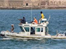 Iranian vessel seized of Yemen coast