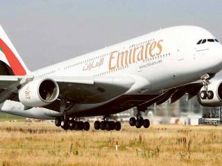 Emirates ends A380 delivery standoff