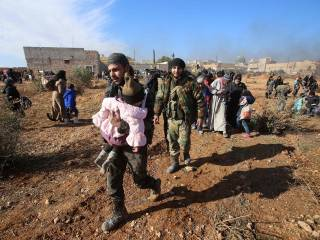 Attacks on Aleppo stop for evacuations: Russia