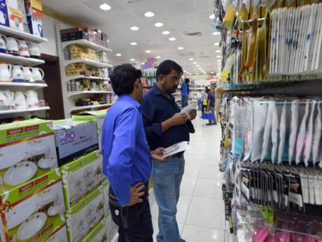 Discount markets still a draw for abu dhabi residents gulfnews shoppers at a newly opened gift centre on electra street in abu dhabi the capital saw a number of new discoimage credit ahmed kuttygulf news solutioingenieria Choice Image
