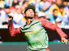 Mortaza counting on home memories