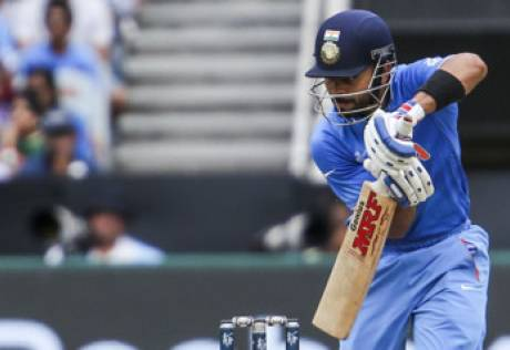 Kohli: 'Driven' by passion for cricket