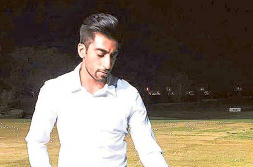 Trendy guy spotted in UAE: Adeel Makda