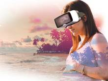 Virtual reality helps women cope with childbirth