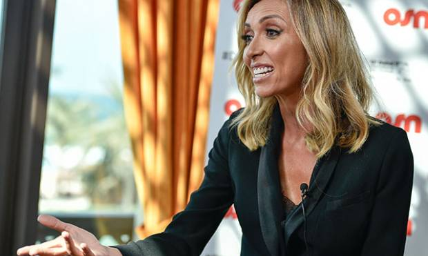 In conversation with Giuliana Rancic