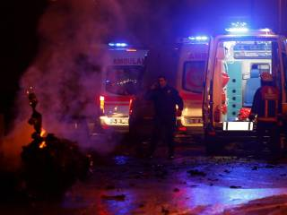Twin bombing in Istanbul kills 29