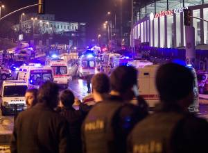 29 dead, 166 injured in twin blasts in Istanbul