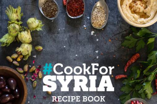 '#CookforSyria' offers food with a difference