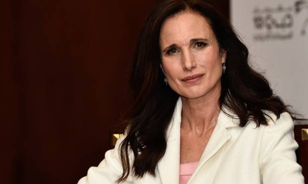 Watch: Andie MacDowell on sexism in Hollywood