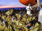 Italy's coastguard on busiest migrant year yet